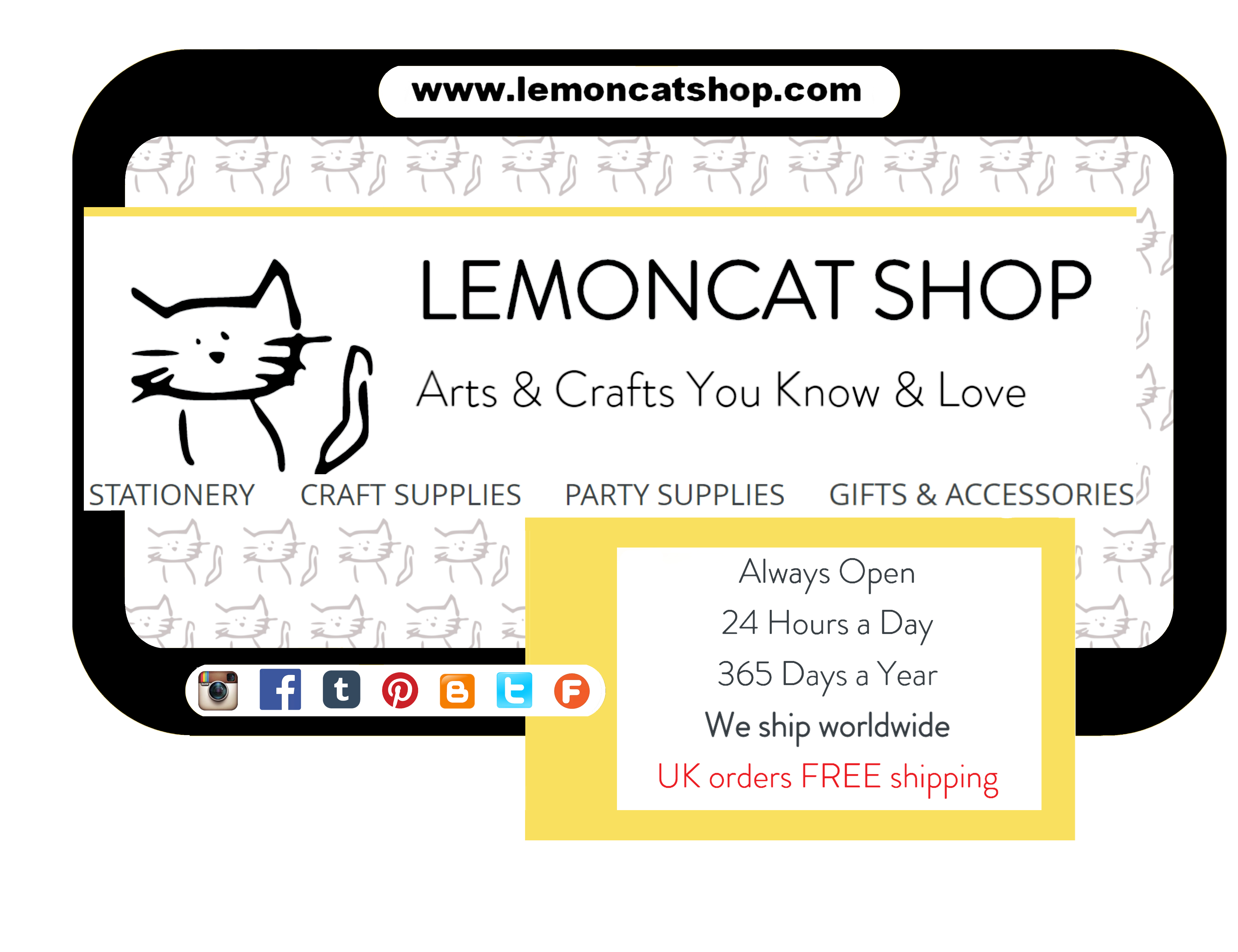 The lemonCatShop
