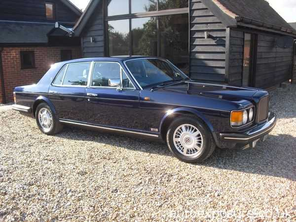 Bentley MULSANE turbo Auto Saloon 1984