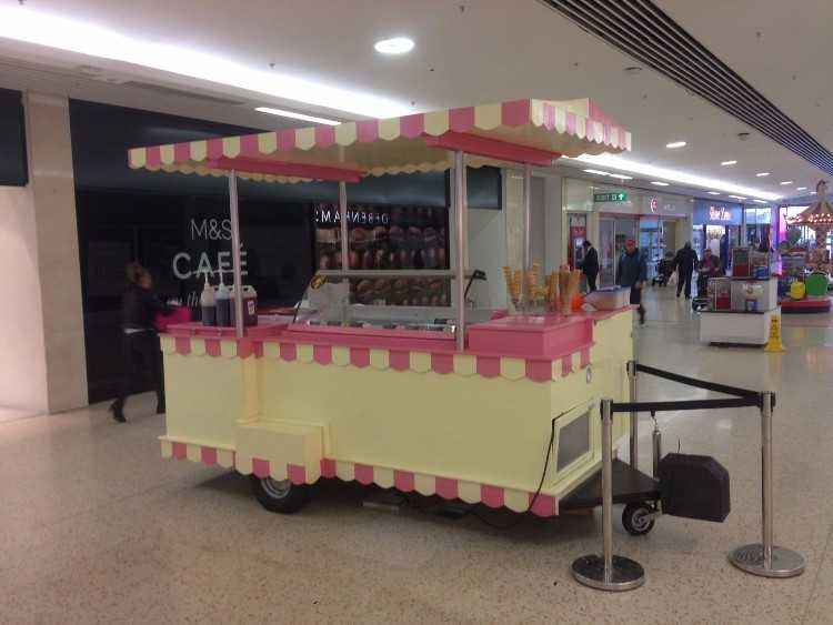 Ice Cream Cart Carpigiani Trailer Catering Unit1.jpg