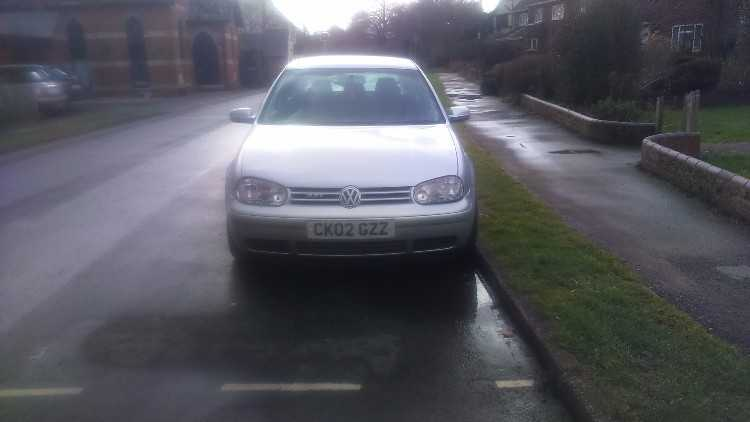 2002 Volkswagen Golf 1.8T GTi 3 Door