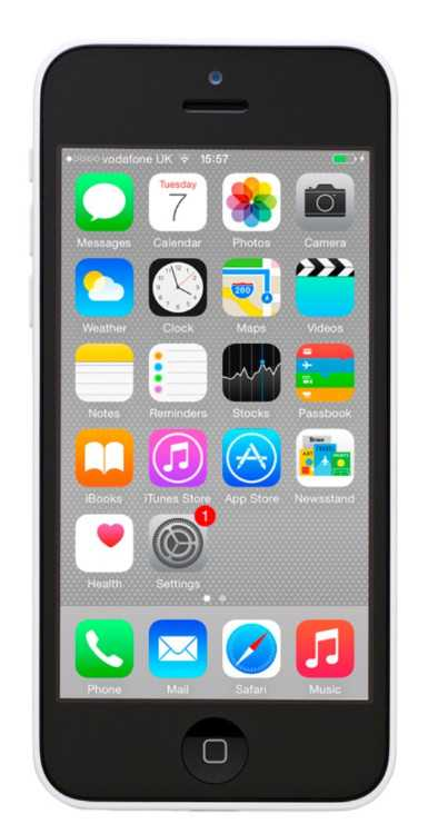 Apple iPhone 5c 8GB Sim Free