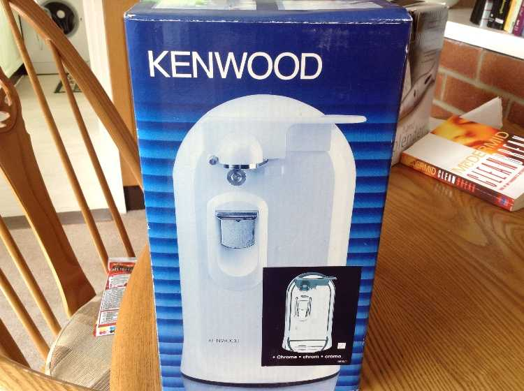 Kenwood Kitchen Appliance