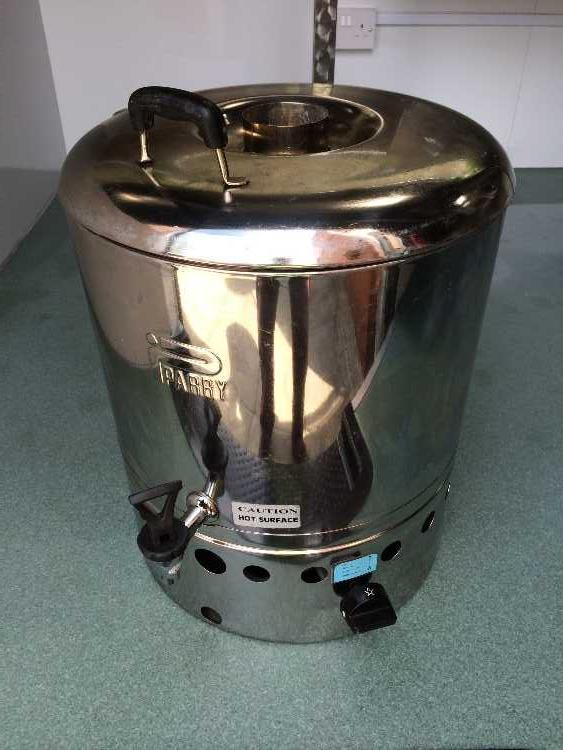 Parry hot water urn