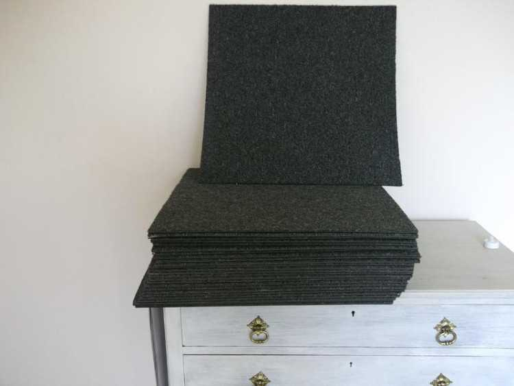 Carpet Tiles Heavy Duty New Unused