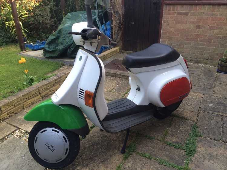 Vespa 50, 1991, fresh import from Italy