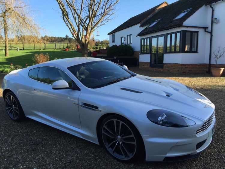Aston Martin DBS 6.0 12V 2+2 Touchtronic Coupe