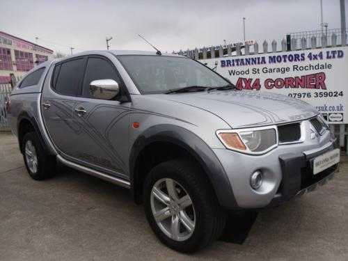 mitsubishi l200 diesel warrior pickup no vat