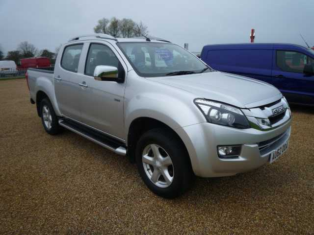 Isuzu D-Max Utah Auto D/Cab Pick-Up