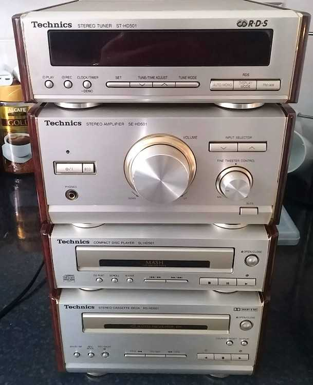 TECHNICS MINI HI-FI