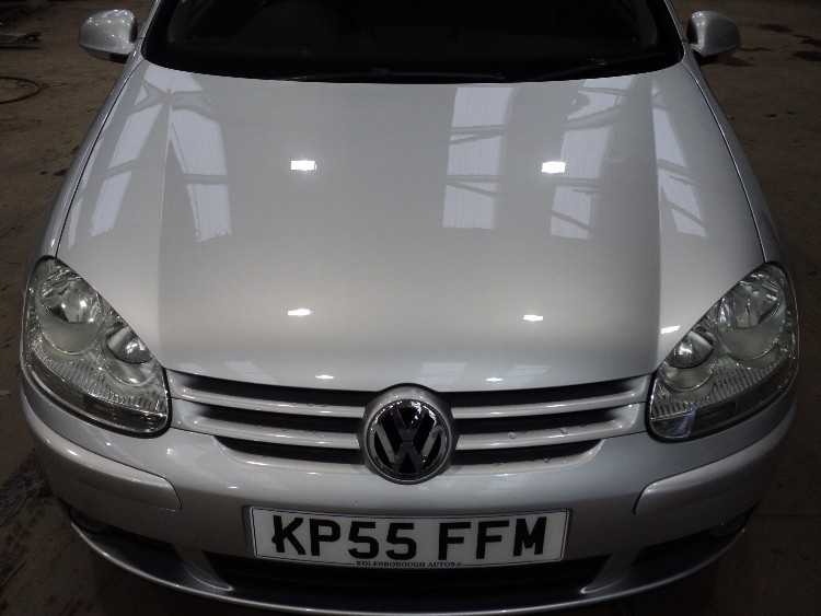 ASTOUNDING CONDITION 55 REG  VW GOLF 2.0 TDI
