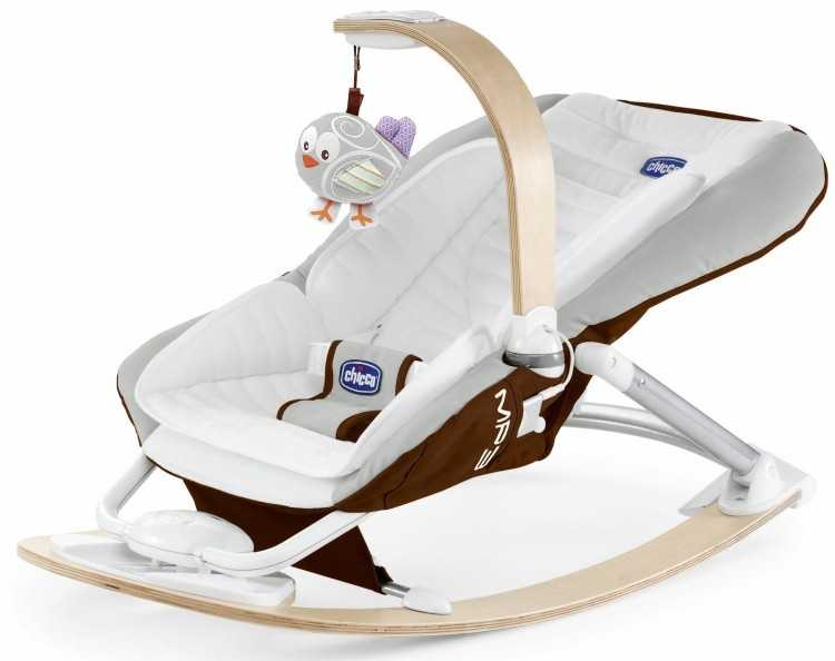 Chicco I Feel Baby Bouncer with Soft Toy & MP3 RRP