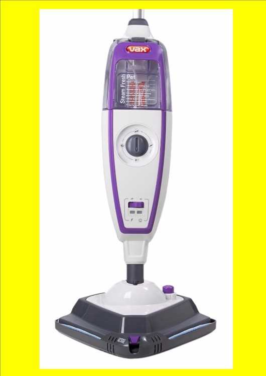 Vax Steam Fresh Pet Steam Cleaner