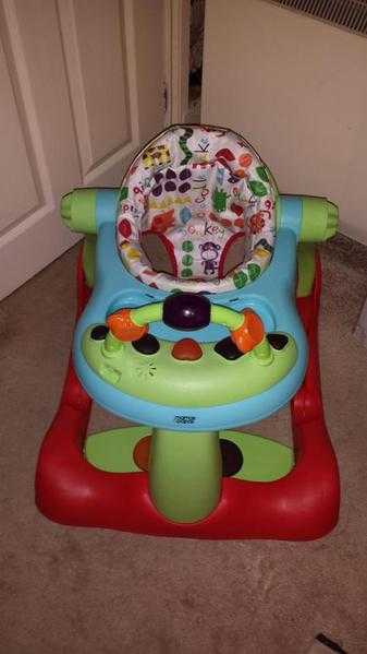 mamas and papas jumble jungle baby walker