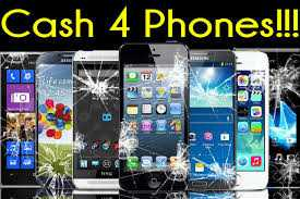cracked phones wanted