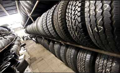 500 used tires in 2000 euro