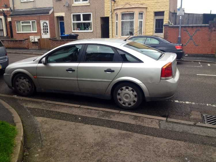 1.8 vaxhuall vectra