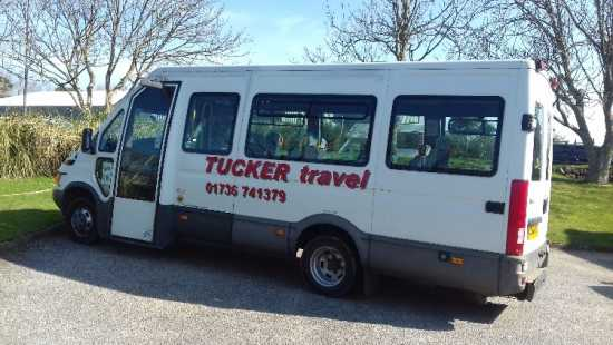 2002 IVECO 16 SEATER Minibus PSV COIF WHEELCHAIR A