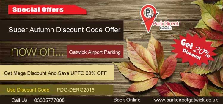 Special offers For Gatwick Airport Parking