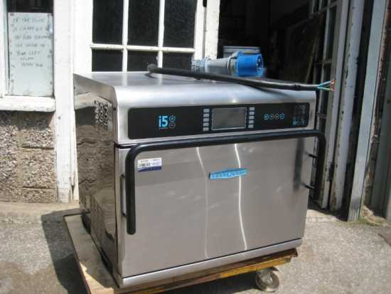 TurboChef i5 High Speed oven refurbished commercia