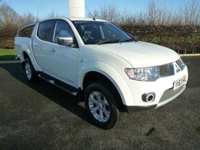Mitsubishi L200 Barbarian LB Auto D/Cab Pick-Up
