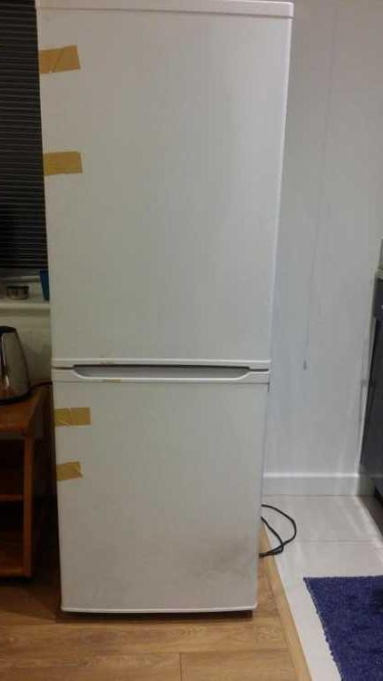 Refrigerator used..in a very good condition for ju