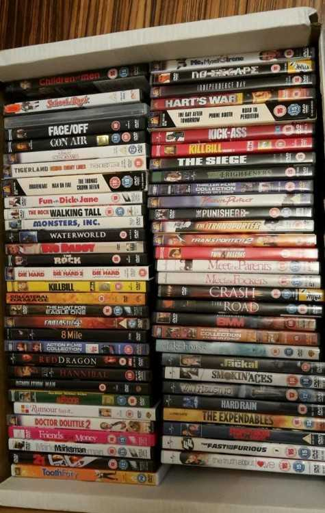 DVD Movies for sale