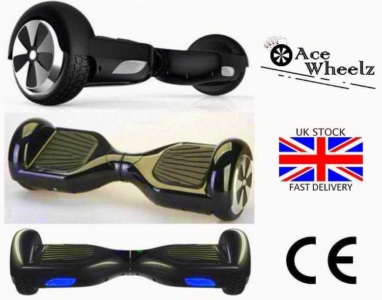 AceWheelz Self Balancing Electric Two Wheel Scoote