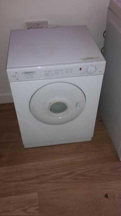 Hotpoint tumble dryer small