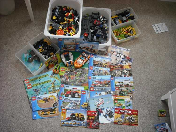 Lego Selection