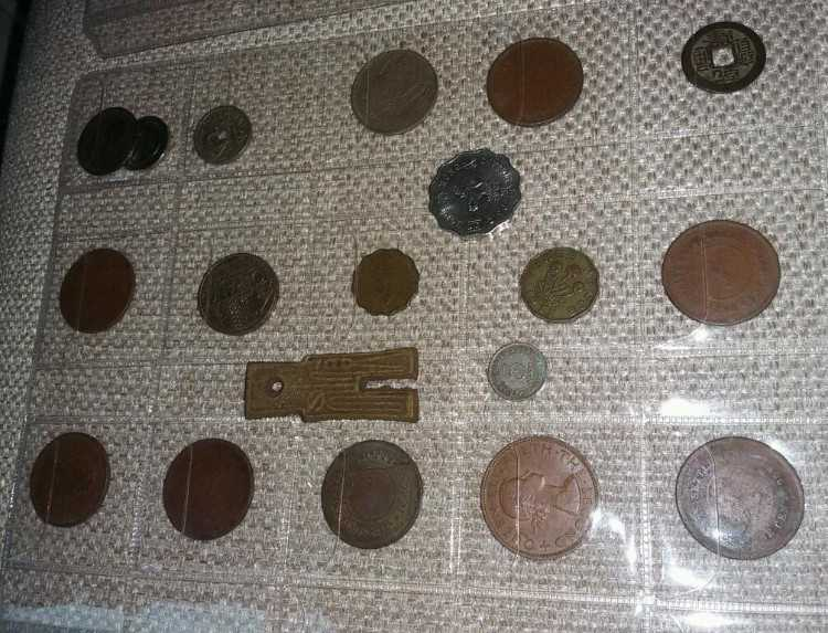180+ coins all dads collection bulk lot