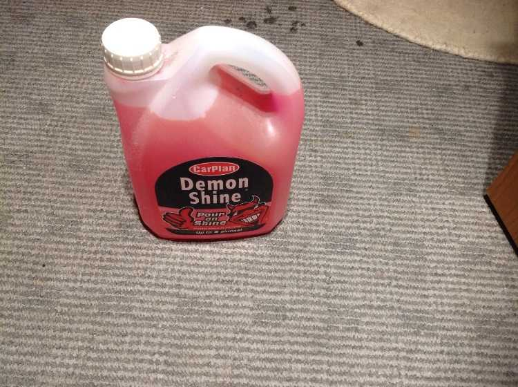 CarPlan demon shine