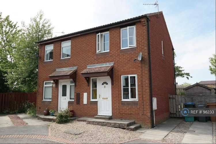 2 bedroom house in Hind Court, Newton Aycliffe, DL
