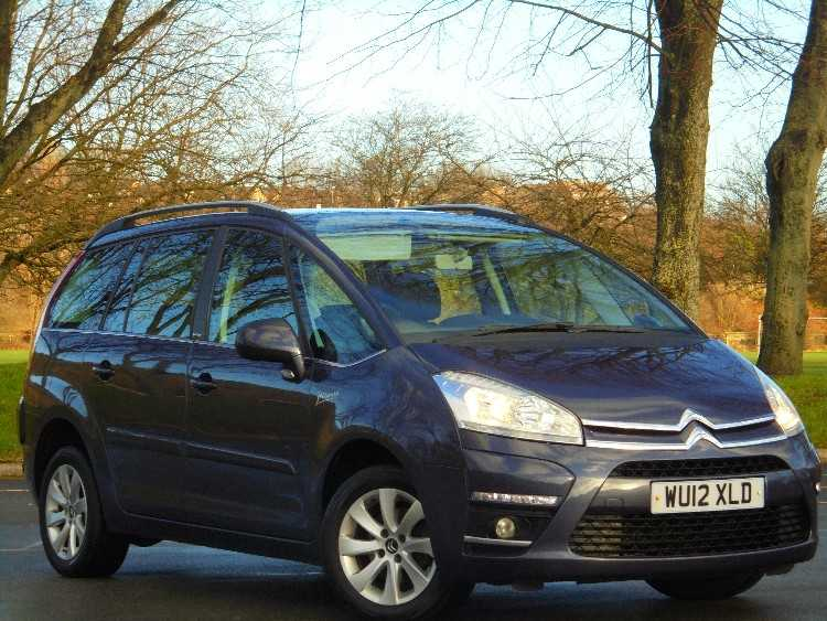 Citroen Grand C4 Picasso 1.6 HDi 16v VTR+ 5dr