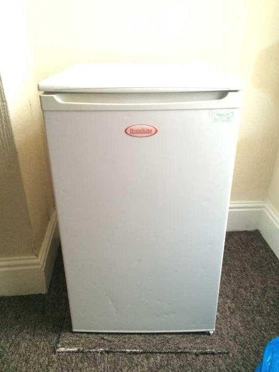 HomeKing fridge freezer