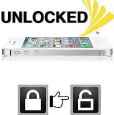 Unlock IPhone 4 in Ipswich