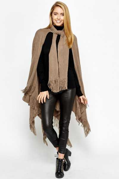 LOVELY LADIES PONCHO