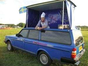 Volvo 240 Catering Car