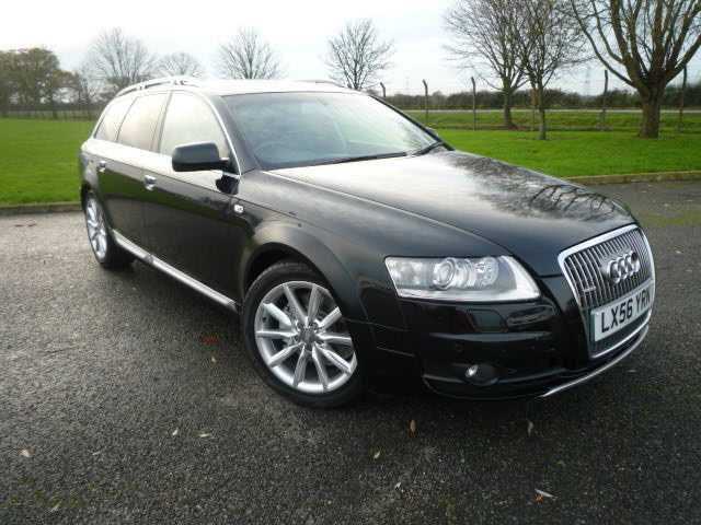 Audi A6 Allroad 3.0 TDi Quattro Estate