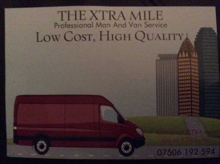 Professional Man And Van Service