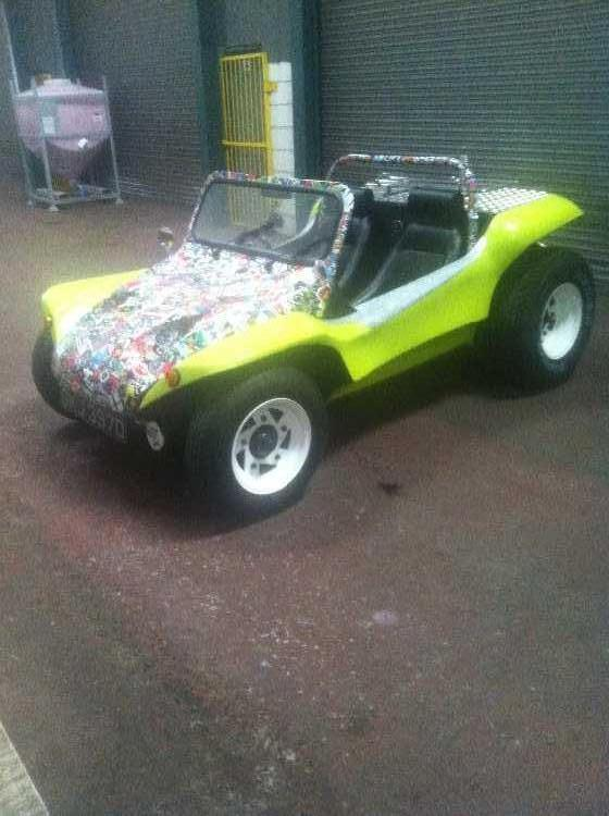 VW BEACH BUGGY 1966 TAX EXEMPT FULLY ROAD LEGAL