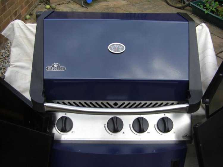 Gas Barbeque (Luxury High End)