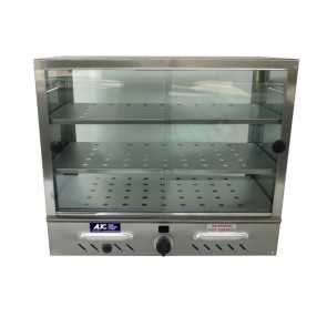 LPG Heated display cabinet