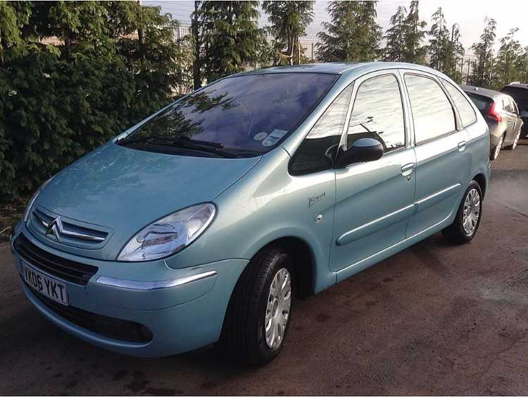 DIESEL CITROEN XSARA PICASSO FOR SALE - LONG MOT