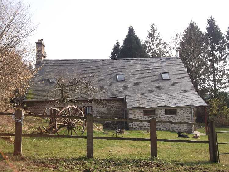 Normandy France, Detached 3 bed house and land