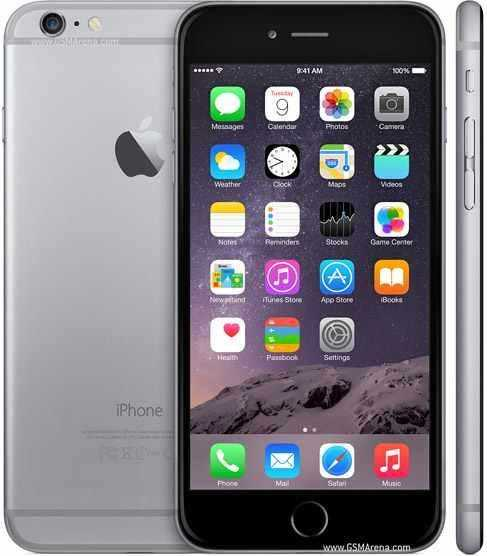 Iphone 6 Plus - 64g - Space Grey - Like new