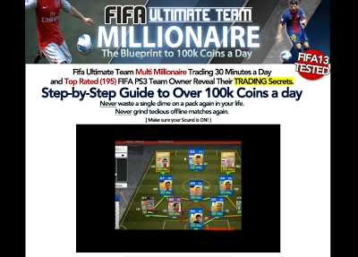 FUT Millionaire Trading Guide - Make 50k gold fast