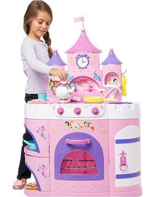 Disney Princess Royal Talking Princess Kitchen