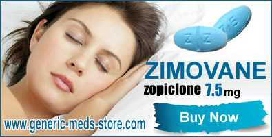 Order online Zimovane (Zopiclone) 7.5 mg without p
