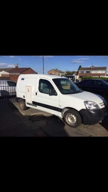 Citroen berlingo catering van swap/sale
