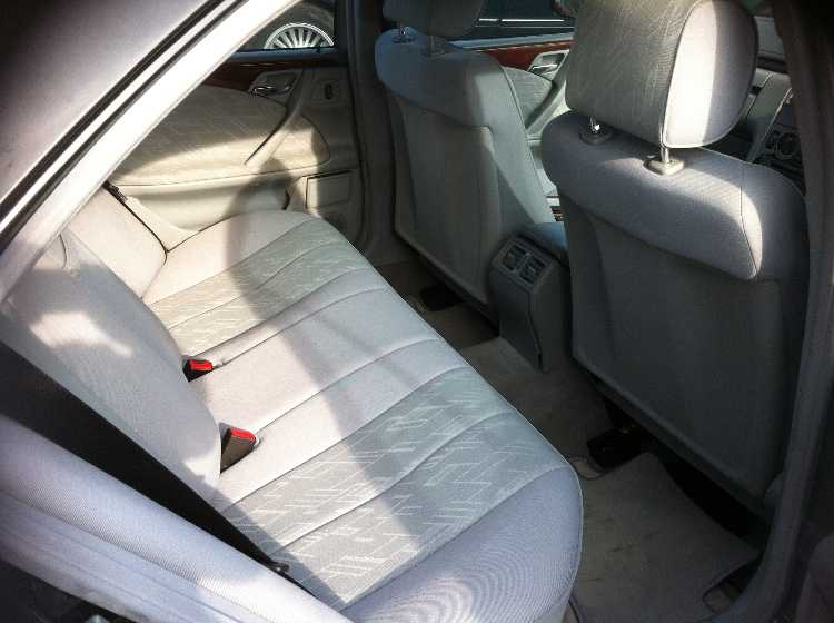 Mercedes E240, Swap for Caravan 2 or 4 Wheel